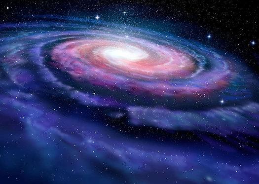 Фотообои. Фрески. Картины. Космос. Вселенная. Галактика Млечный путь