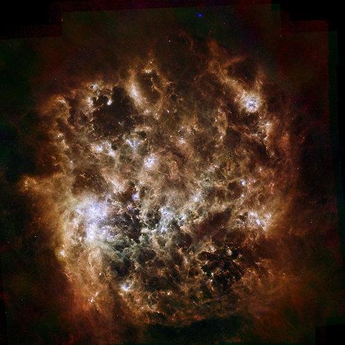 Фотообои. Фрески. Картины. Космос. Галактики. Большое магелланово облако