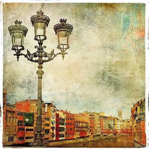 Жирона в Испании