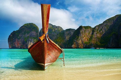 Тропический пляж в Андаманском море - Таиланд