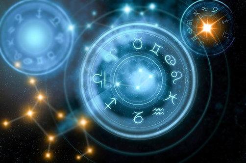 Астрологический коллаж
