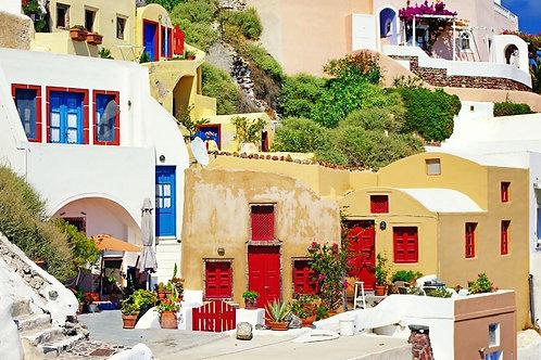 Санторини - Греция