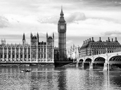Дом Парламента и Вестминстерский дворец - Лондон