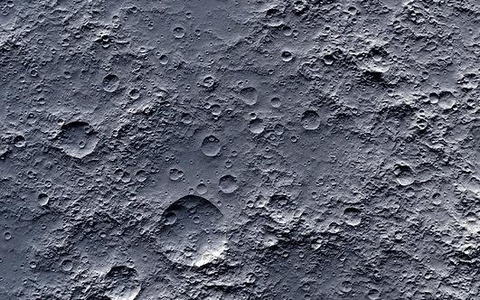 Фотообои. Фрески. Картины. Космос. Поверхность Луны