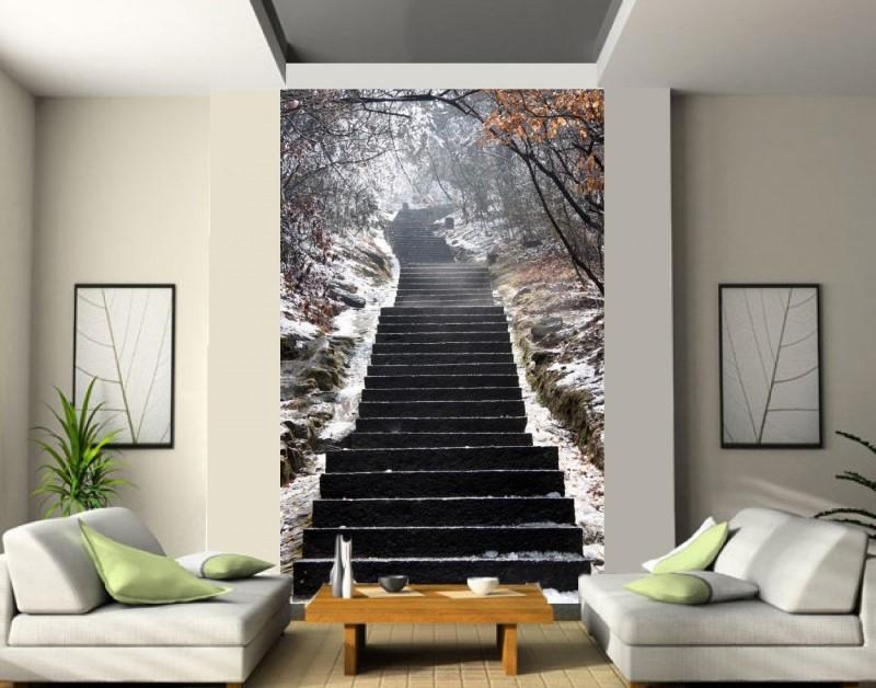 Stairway_in_living_room