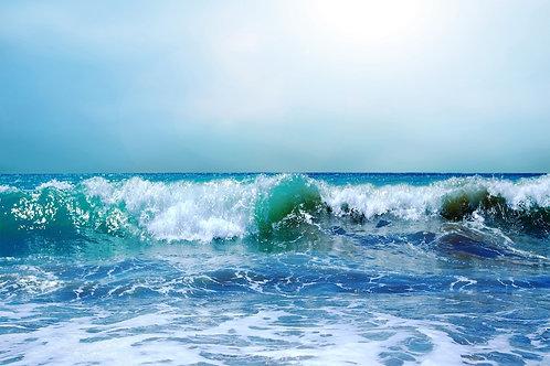 Прекрасный морской пейзаж