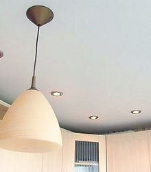 stretch-ceiling-kitchen-white-matt-light