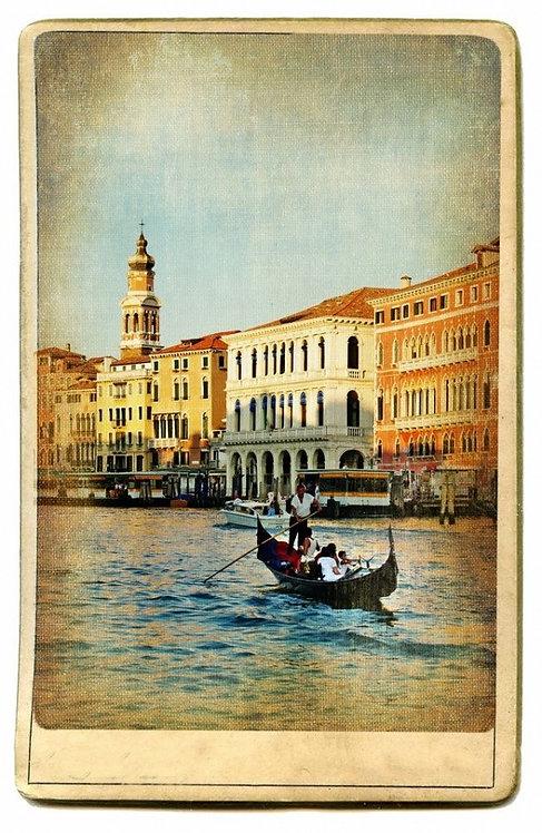 Винтажная Венеция