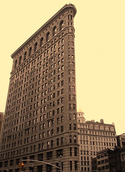 Здание Нью-Йорка
