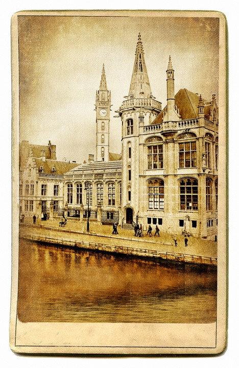 Винтажная Бельгия