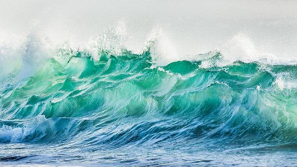 Взъерошенные волны