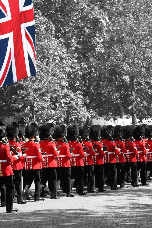 Королевская гвардия - Лондон