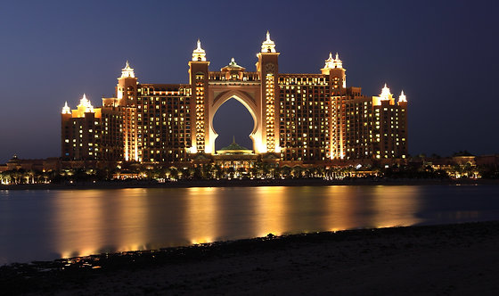 Atlantis The Palm в Дубае