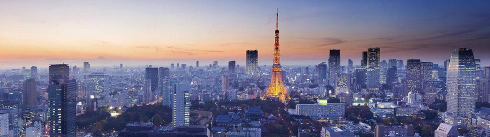 Башня в Токио - Япония