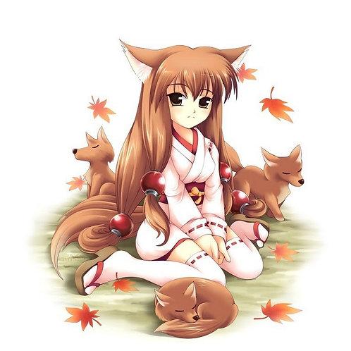 Анимэ - Семейство Fox