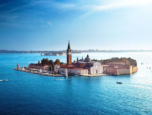 Остров Сан-Джорджо-Маджоре в Венеции