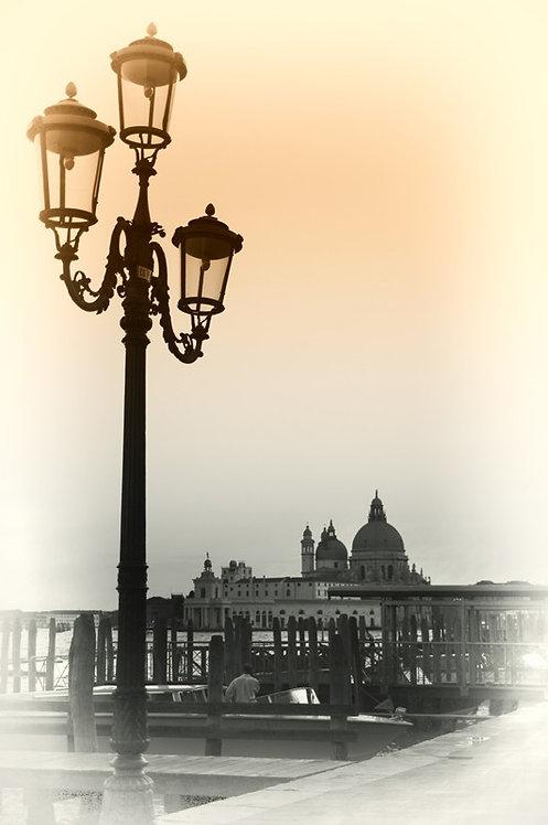 Венеция в сумерках