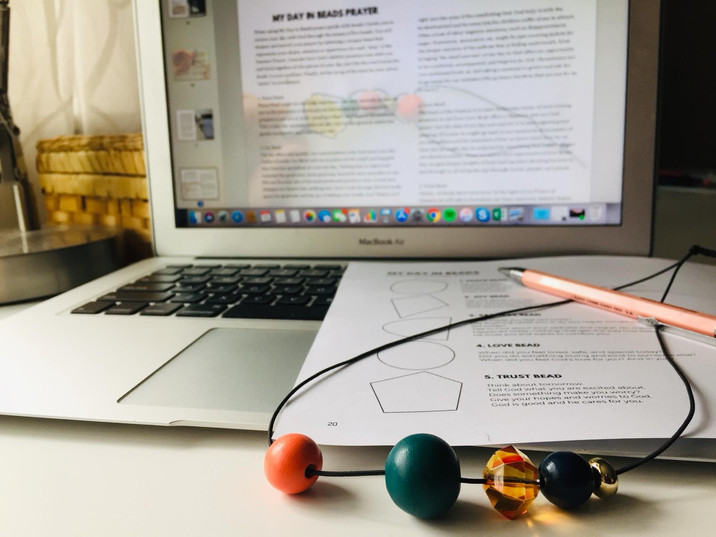 Peace Beads e-book