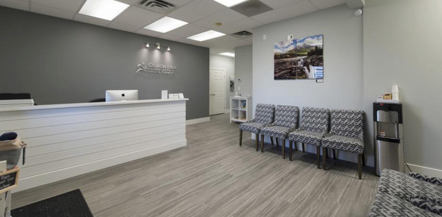 Chiropractic Clinic Design, Medical Clinic Design