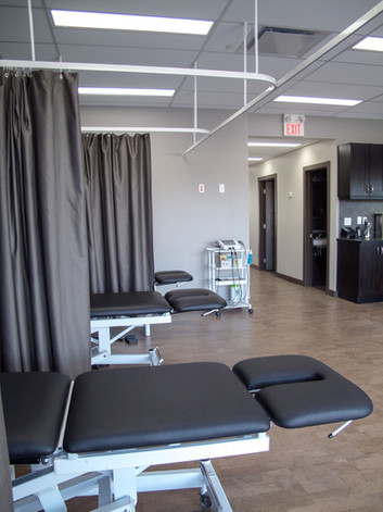 Sports Therapy Clinic Design