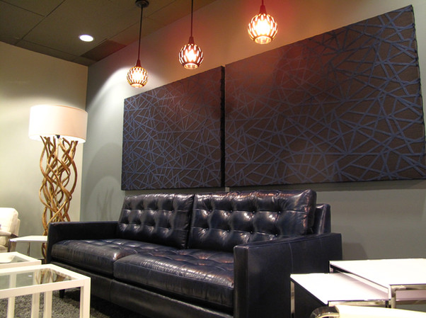 Commercial Office Lounge Design