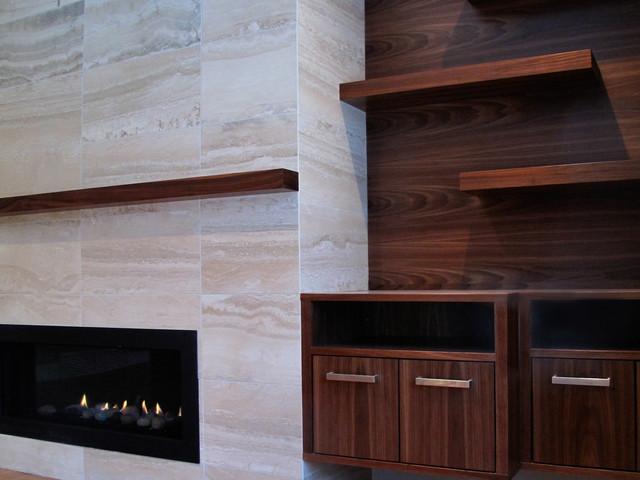 Home Renovation, Fireplace Design, Built-ins