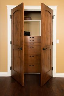 Home Renovation, Master Closet Design