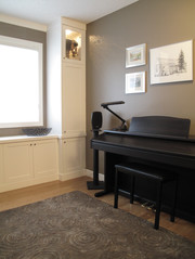 Home Renovation, Built ins, Interior Design