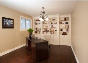 Home Renovation, Built in Design, Home Office Design