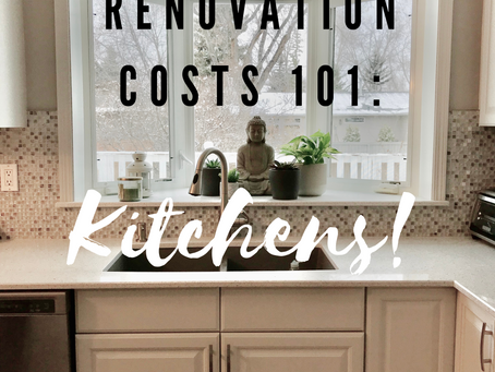 Renovation Costs 101: Kitchens