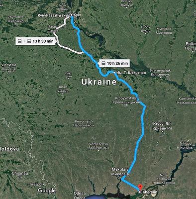 Kiev, Ukraine to Kherson,.jpg