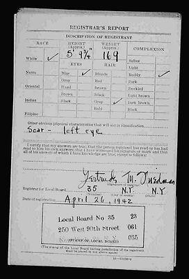 1942 WWII draft Registration image s2.jp