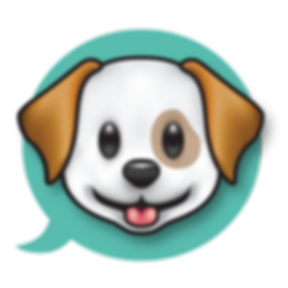 21C Dog Emoticon Icon.png