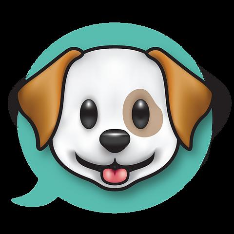 21C Dog Emoticon Icon.png