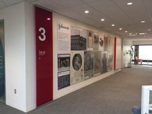 Timeline Hallway