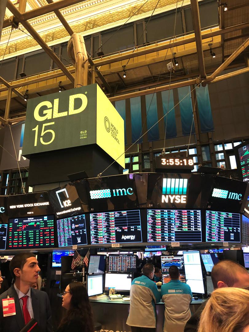 Trading Floor Monitors