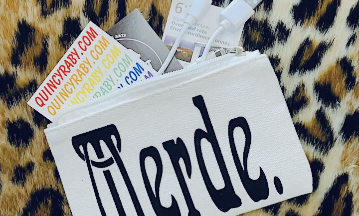 Small Merde Pouch