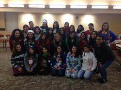 Ugly Sweater Party 2015