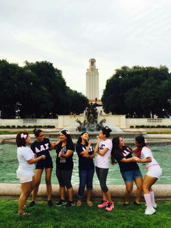 Sister Love with Beta Chapter