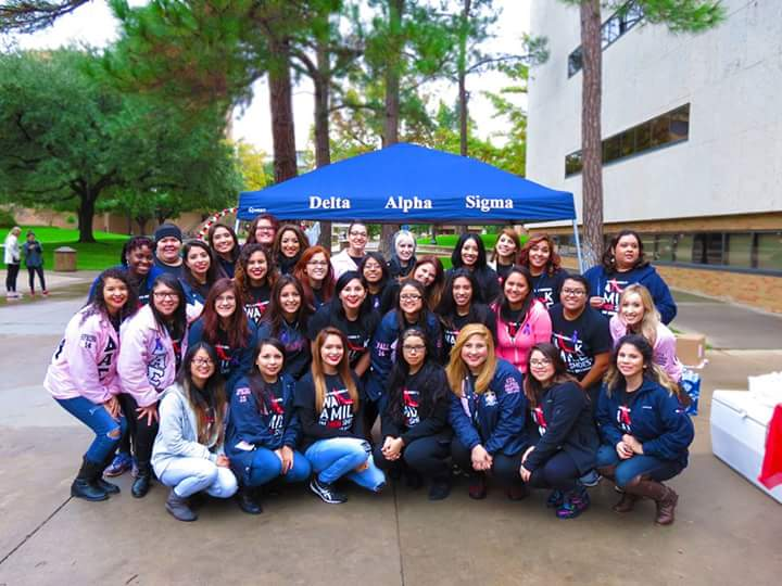 Alpha Chapter UTA