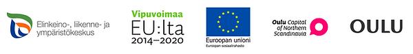 Luovuus+ -hankkeen rahoittajien logot