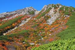 October Colors on Mt. Ontake, Gifu