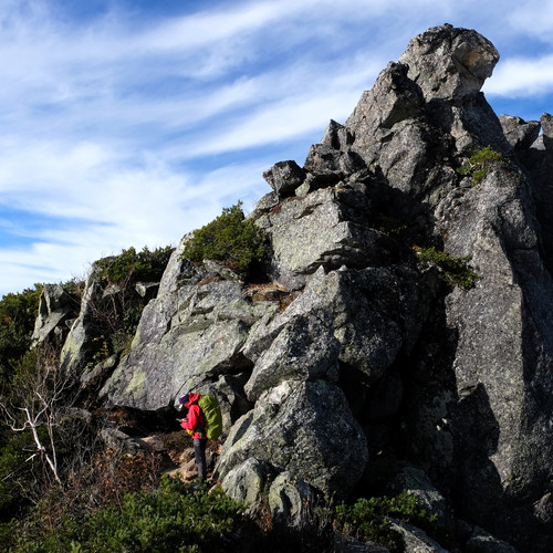 "The Massive ""Gero Iwa"" Boulder, Nagano"