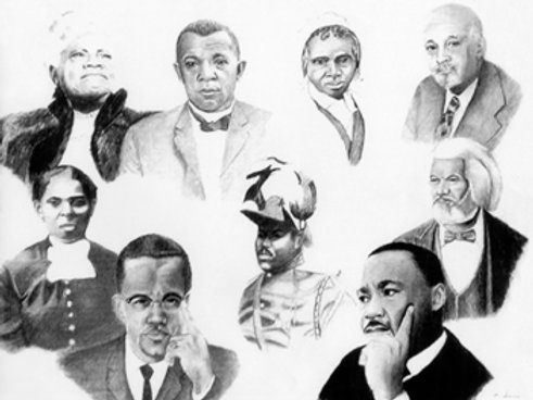 Past Black Civil Right Leaders