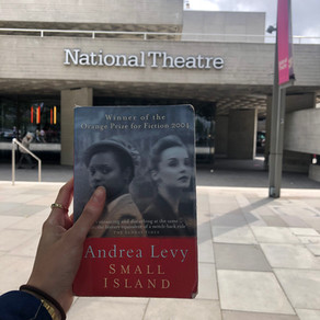 Small Island: the Book or the Play?