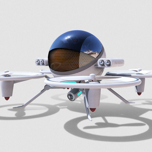 A new type of drone