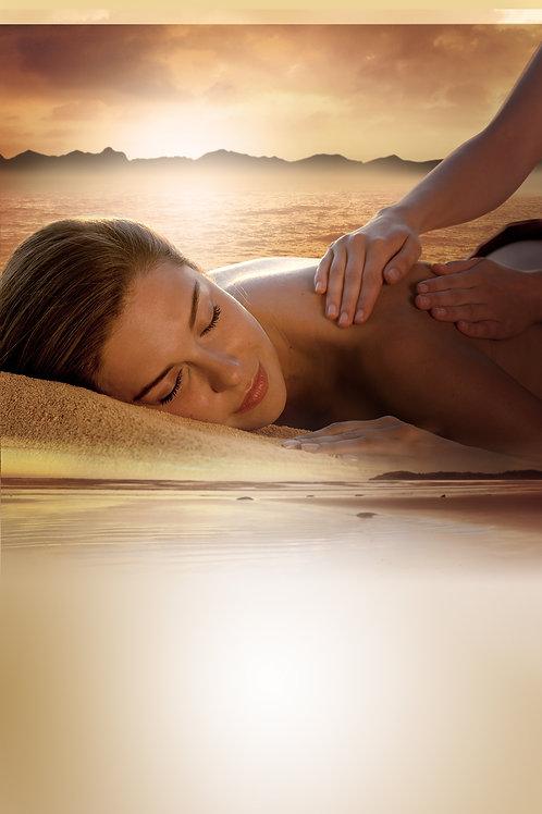 Massage aux huiles essentielles - 40'