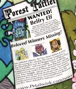 Forest Tattler, 1st Edition