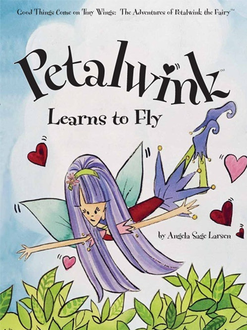 Petalwink Learns to Fly - Paperback