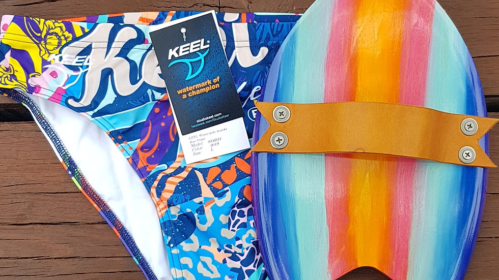 Keel Character & SBS Bogus Combo